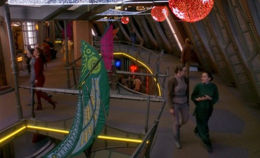 Deep Space Nine Promenade