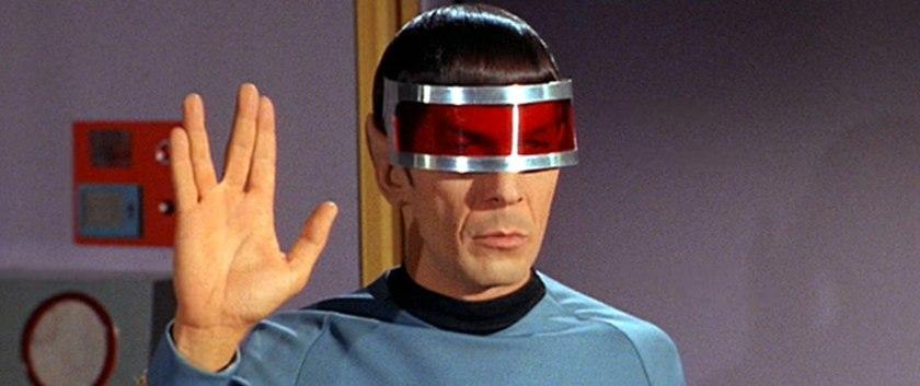 spock visor