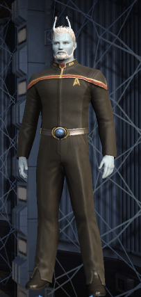 STO - Admiral Uniform