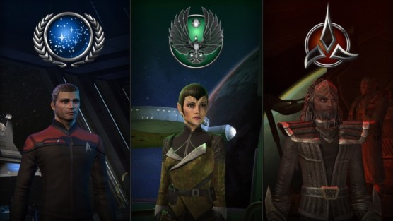 STO - factions