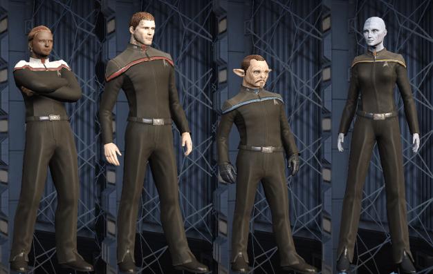 STO - Uniforms