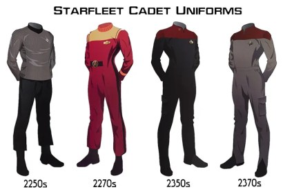 Cadet Uniforms