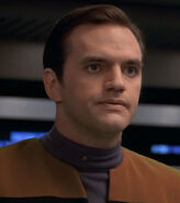 SCOTT MacDONALD as Rollins - Star Trek: Voyager