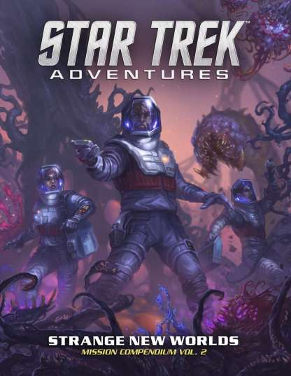 Star Trek Adventures Strange New Worlds