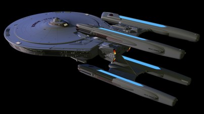 star trek constellation class starship