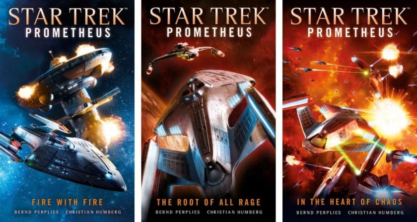 StarTrekPrometheus-books
