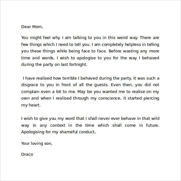 Contoh Surat Pribadi Untuk Orang Tua Dalam Bahasa Inggris