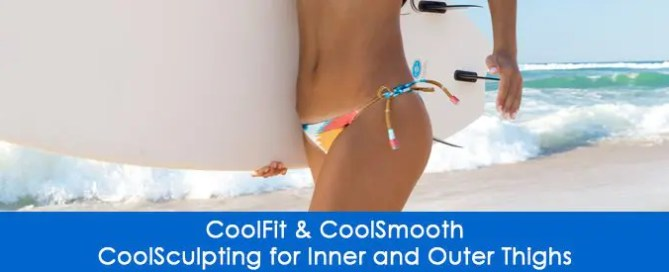 CoolSculpting for the Inner and outer thighs