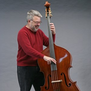 Double bassist Todd Coolman