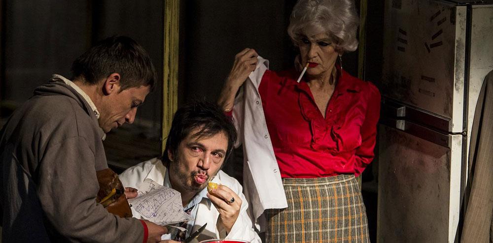 Artaud (encenação Sérgio Boris)