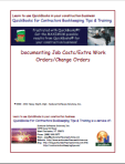 eBook:  Documenting Change Orders