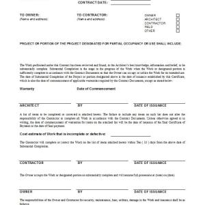 AIA Style Forms - CMS