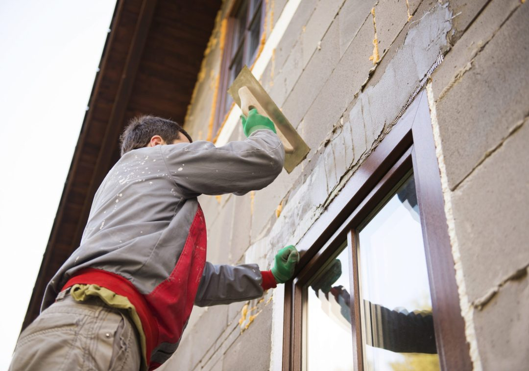 lathing and plastering