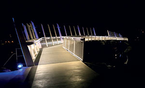Bowling Infrastructure Group boasts a strong portfolio of impressive structures including the recently completed Kotuitui Whitinga footbridge which completes the Whangarei Hatea Loop Walkway.