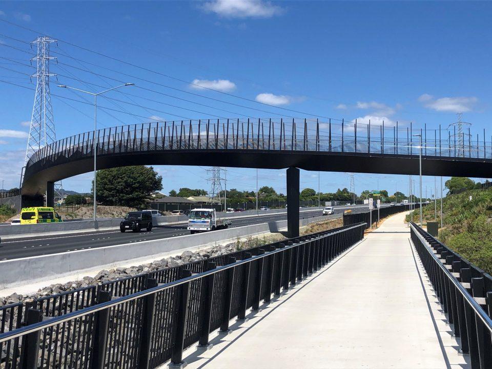 southern path Southern Corridor Improvements