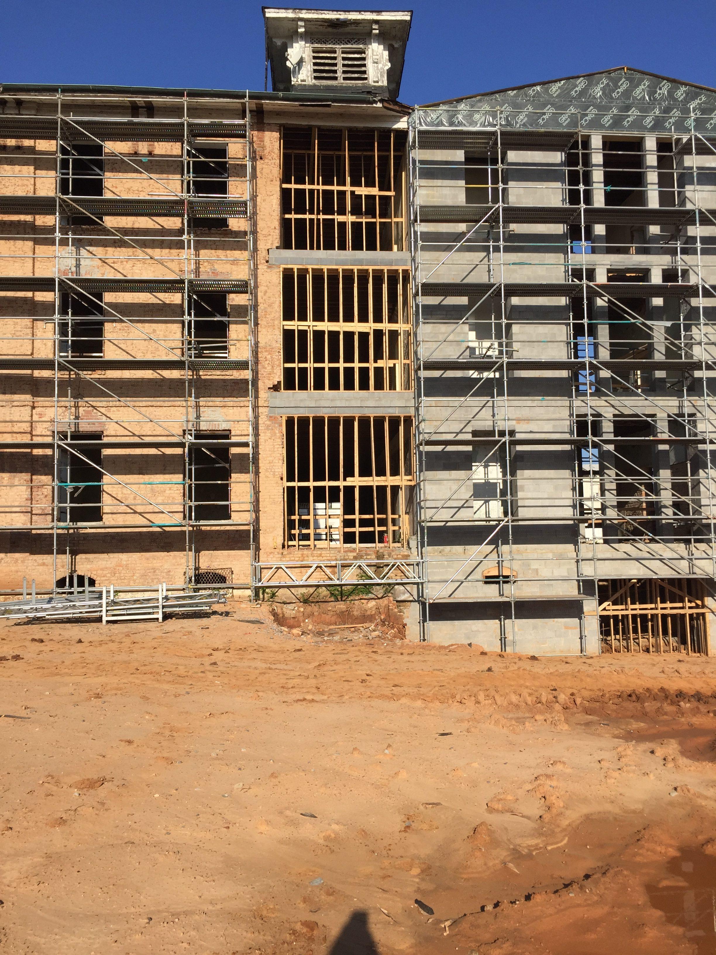 Bryce Scaffold Wall Shoring 3