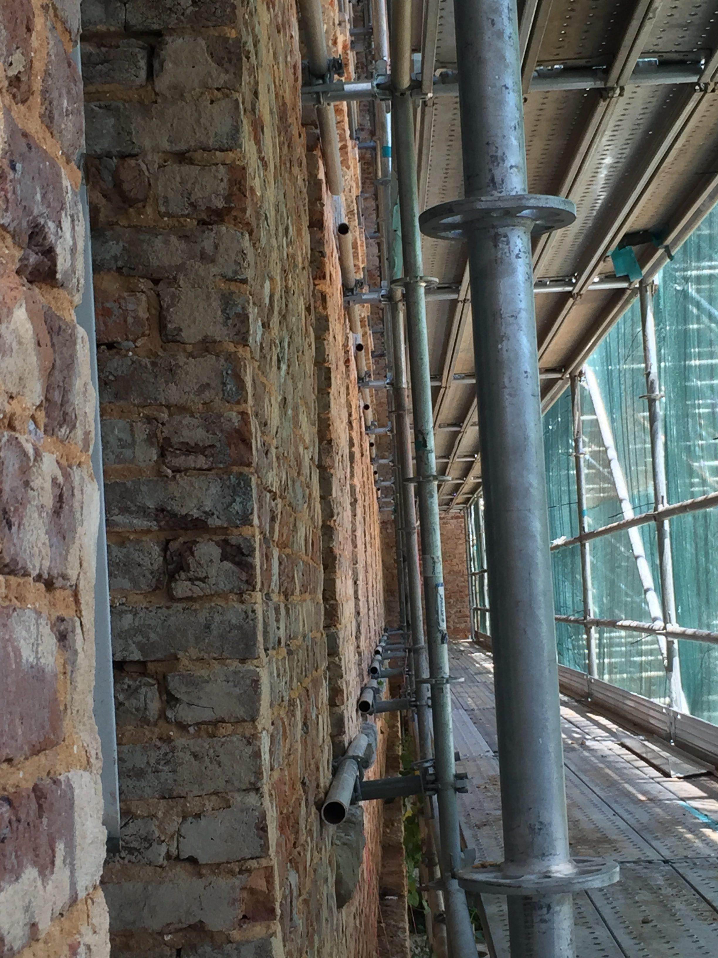 Bryce Scaffold Wall Shoring 6