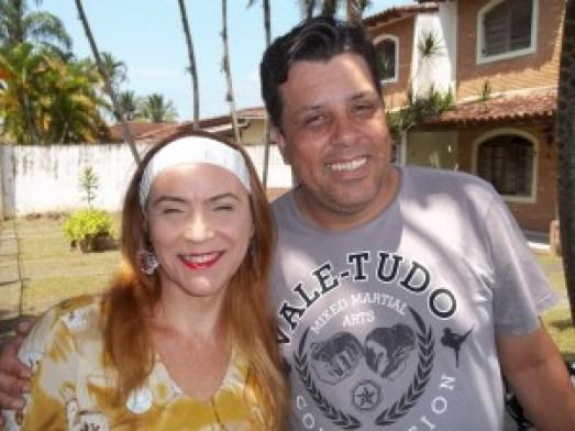 Tiffany Félix e Prof Anderson_PSOL 0