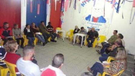 Reunião Técnica PR 327