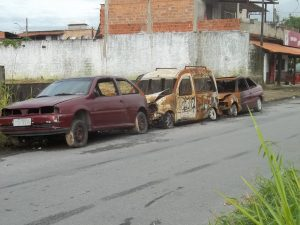 Carros Abandonados 7