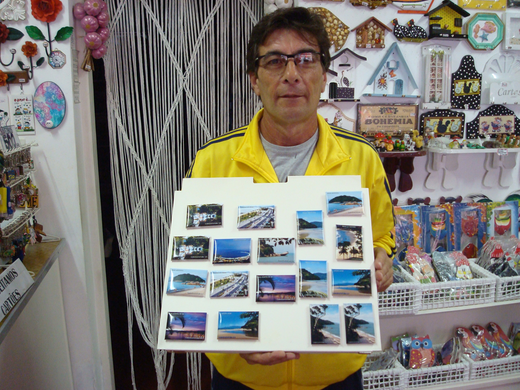 Fotógrafo usa acervo para investir em Turismo