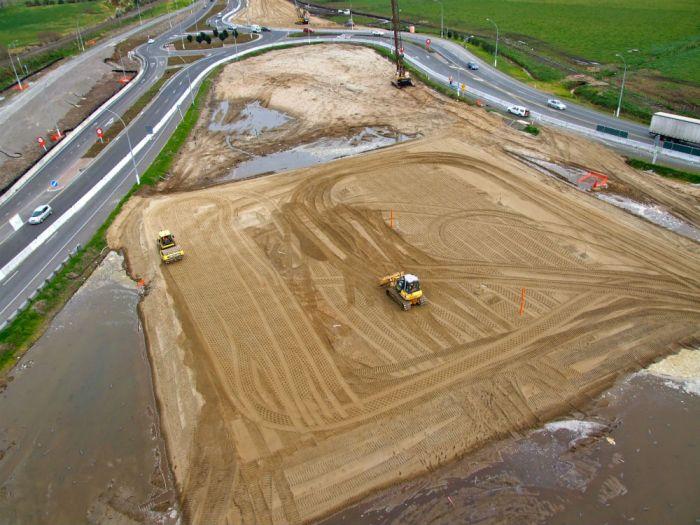 2 Domain Road interchange