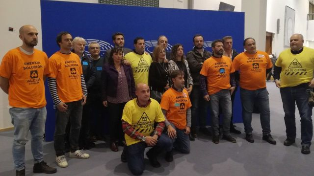 Ana Miranda pide á Comisión que medie no conflito de Alcoa e inste ao goberno central a paralizar o ERE