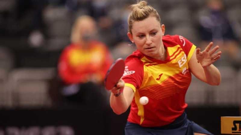 7 veces campeona de España, pero para Marca es una ucraniana con pasaporte español