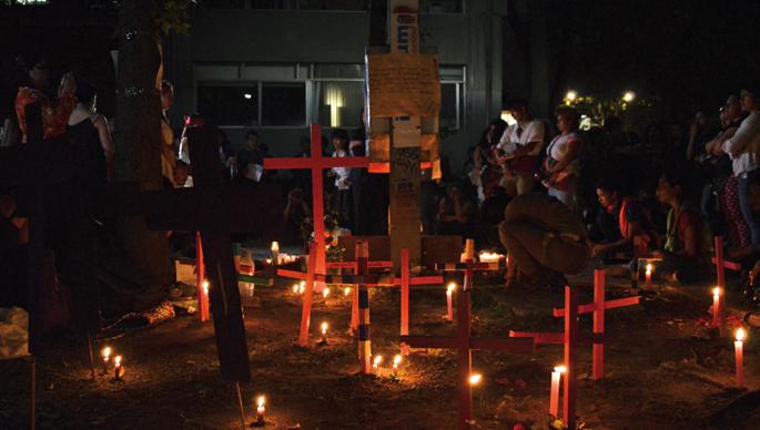 Violencia en la UNAM