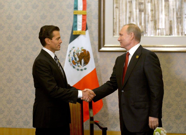 Rusos México