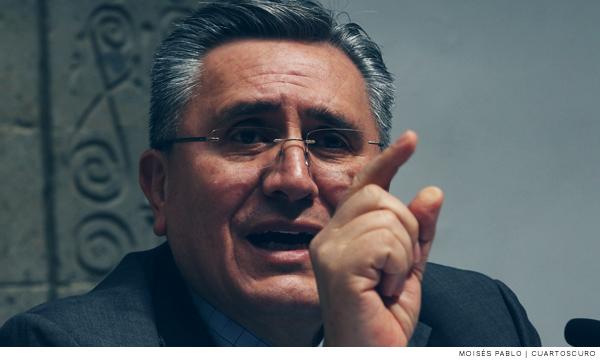 Luis Raúl González Pérez