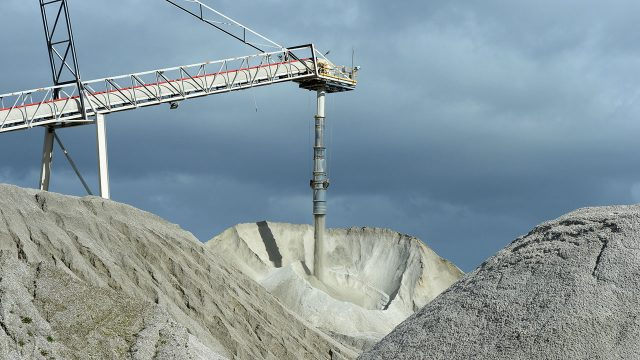 Explotación de litio