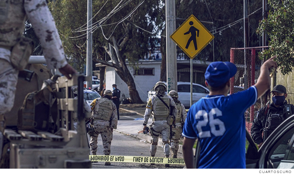 Masacre en Reynosa, Tamaulipas