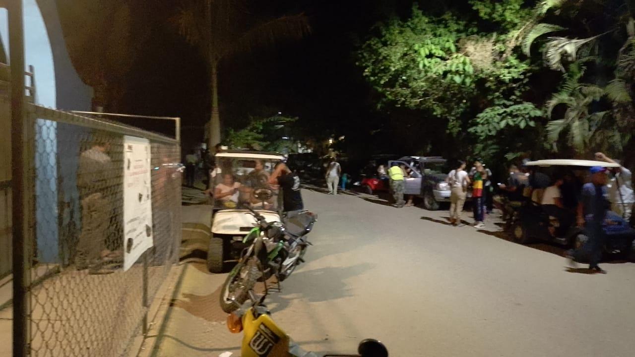 Guardia Nacional detiene a ladrones de urnas en Bahía de Banderas