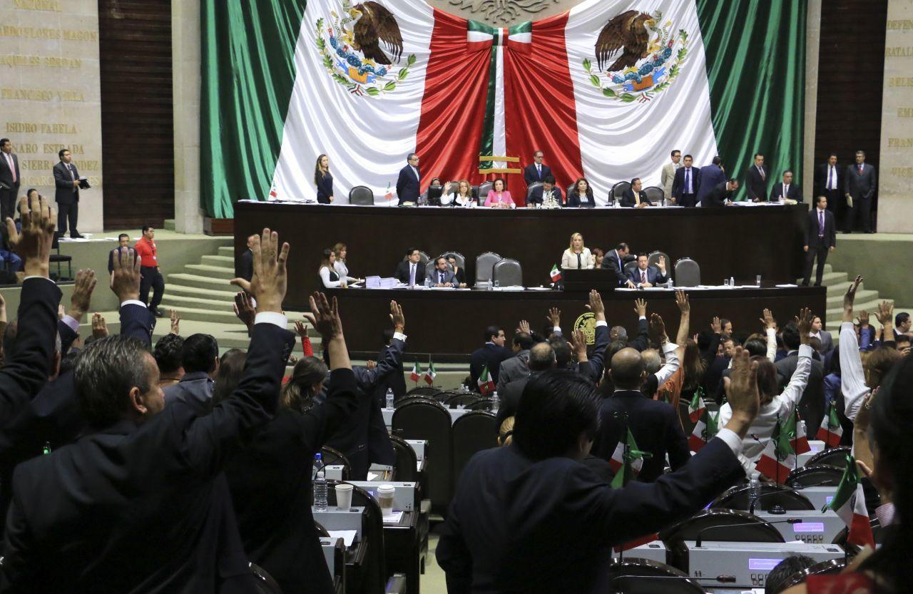 la Cámara de Diputados aprobó en lo general y en lo particular la Miscelánea Fiscal 2022