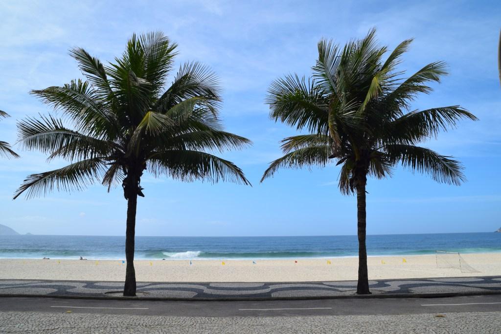 Praia de São Conrado - Rio de Janeiro