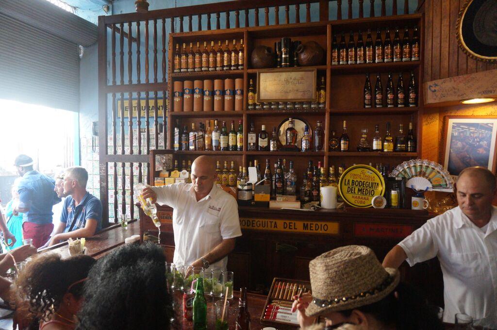 Bodeguita del Medio - Havana