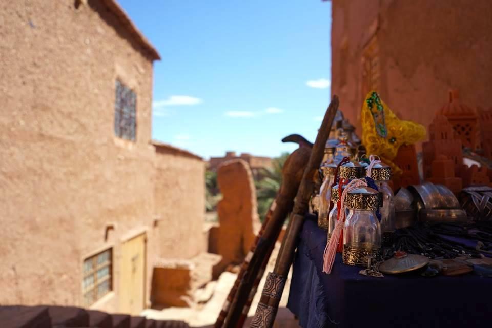 De Marrakech às portas do deserto em Ouarzazate