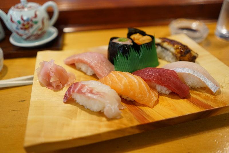 Kikyo Sushi Kyoto