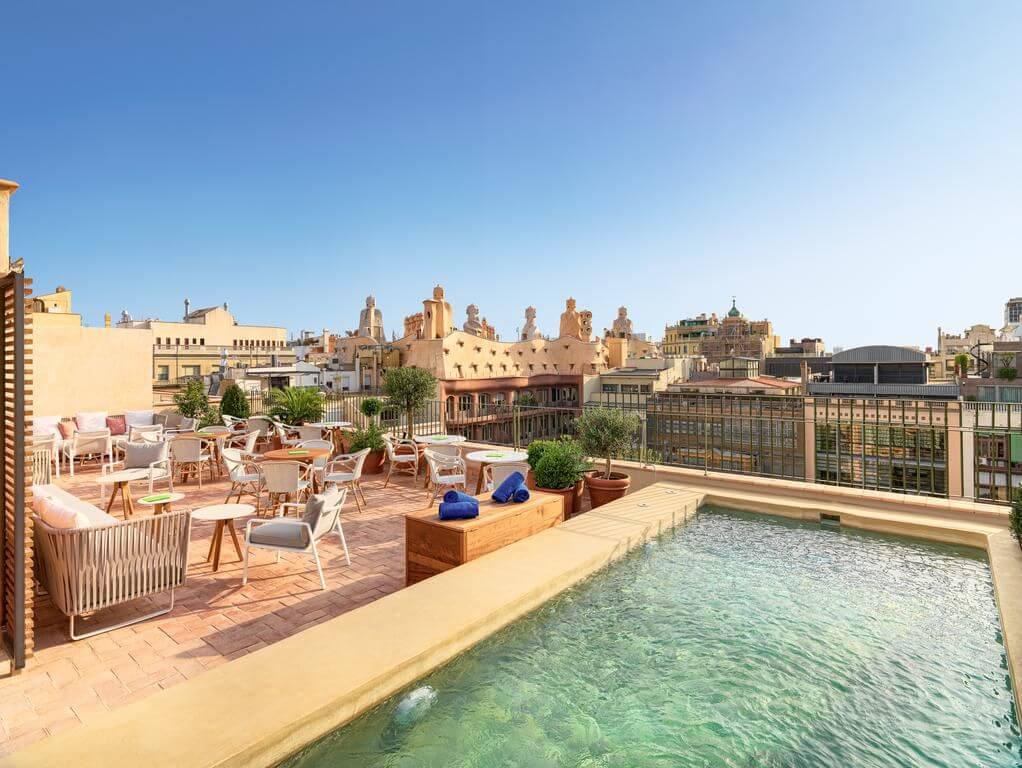 melhores hotéis de barcelona
