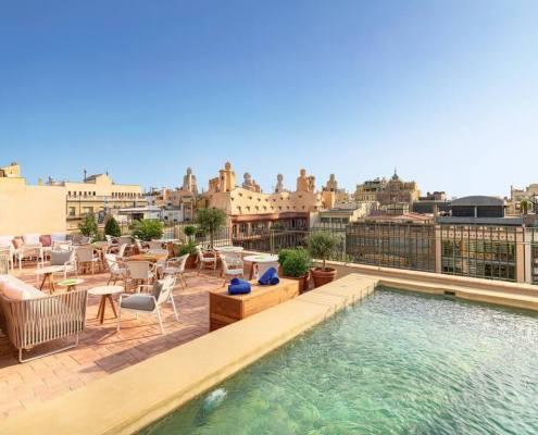 melhores hoteis de barcelona