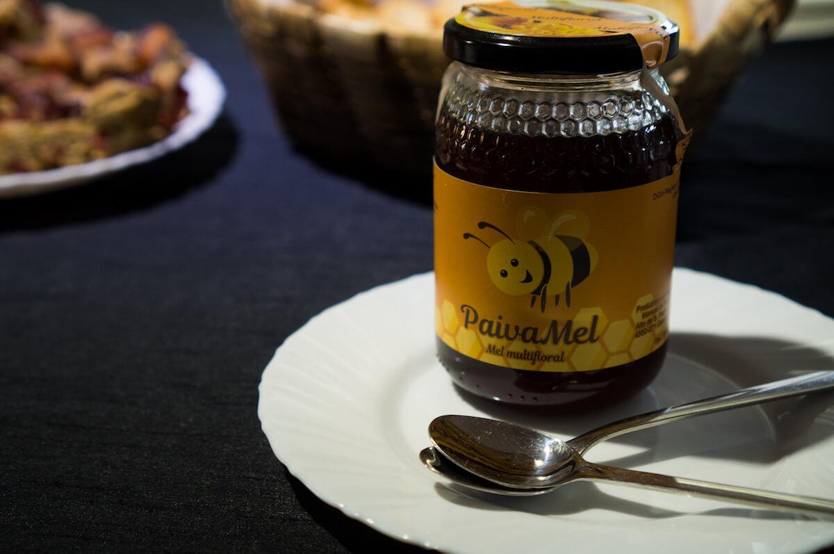 mel de castelo de paiva