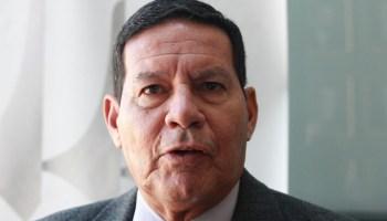 Sangue vai eleger Bolsonaro, diz o vice general Mourão