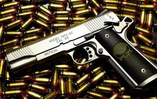 Maioria é contra arma em casa, mostra pesquisa