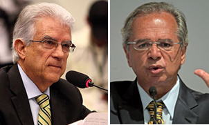 Deputados reagem às críticas de Paulo Guedes