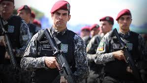 Força Nacional fica mais 180 dias em São José dos Pinhais