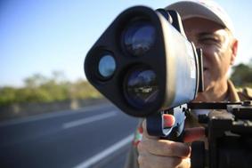 Polícia Rodoviária recolhe radares móveis das estradas