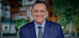Narrador Galvão Bueno tem mal-estar em Lima