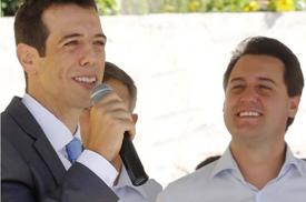 """""""Eu amo o governador Ratinho Jr."""", declara Renato Feder"""