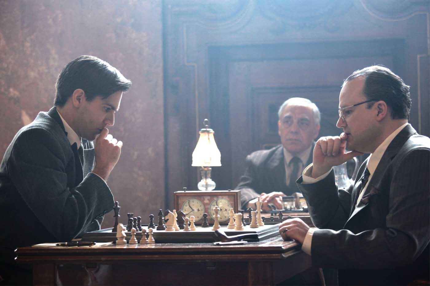 Crítica El jugador de ajedrez